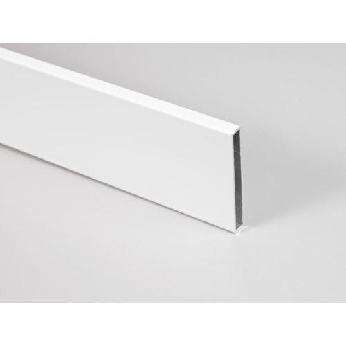 LABRYS PROFILRENDSZER PROFIL 32/PL.0154 4800x50x7,5mm FEHÉR FESTETT MATT