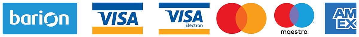 Bankkártyás fizetési módok